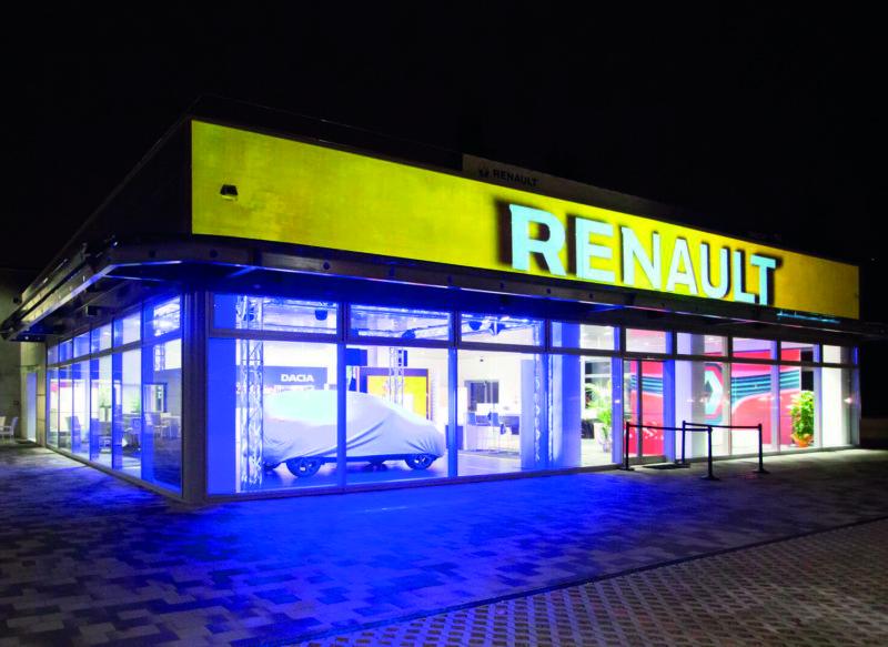Ferretti specialisti in clima energia e ambiente - DRAGHETTI Concessionario Renault